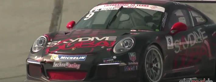 Der Porsche GT3 Dubai