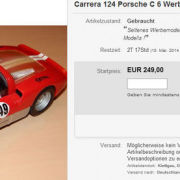 Carrera Digital 124 Porsche C 6