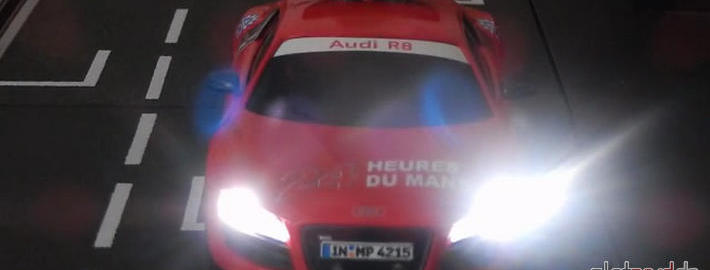 Audi R8 Disko-Safety Car