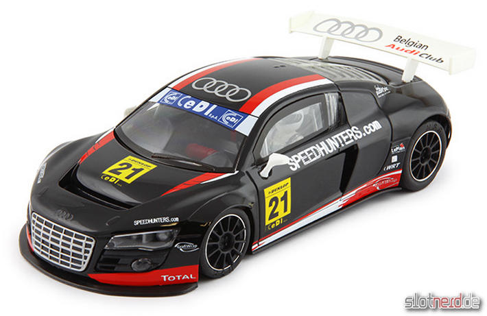 AUDI R8 LMS Belgian Audi Club #21 - AW New King EVO3