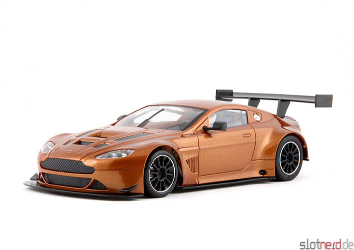 ASV GT3 Test Car Bronze - TRIANG - AW King EVO3