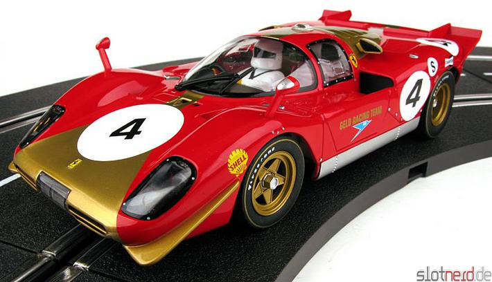 Carrera - FERRARI 512S BERLINETTA NO.4 (23798) front