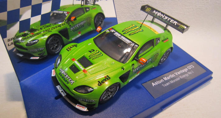 D132 Aston Martin Vantage Monster Energy