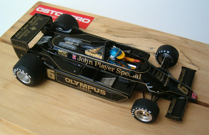 Lotus 79 -Ronnie Peterson