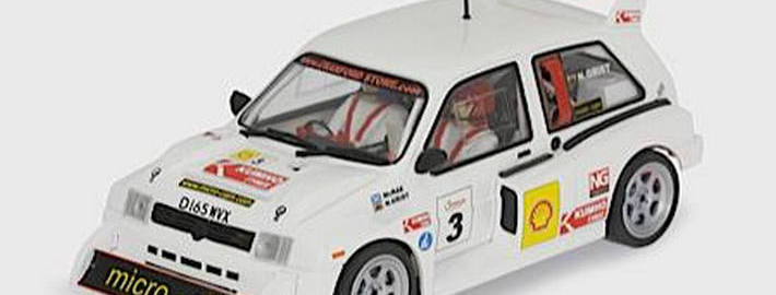 MSC - MG Metro 6R4 Colin McRae