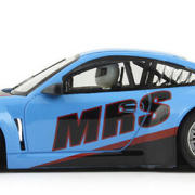 NSR - Porsche 997 - Team MRS Molitor Racing seitlich