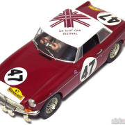 Scalextric MGB Old Faithful C3270SF