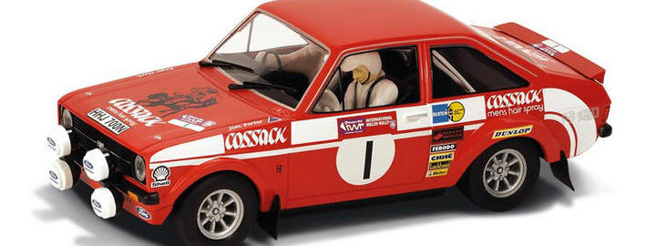 Scalextric - Ford Escort MkII (C3483)