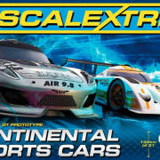 Scalextric - Continental Sports Cars Set (C1319)