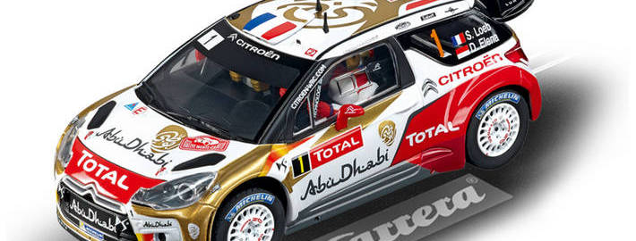 Carrera - Citroen DS3 WRC Loeb