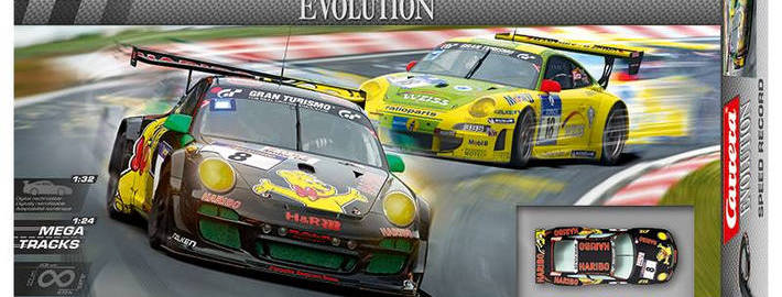 Carrera - Evolution - Speed Record 25202