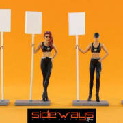 Sideways by Racer - Grid Girls