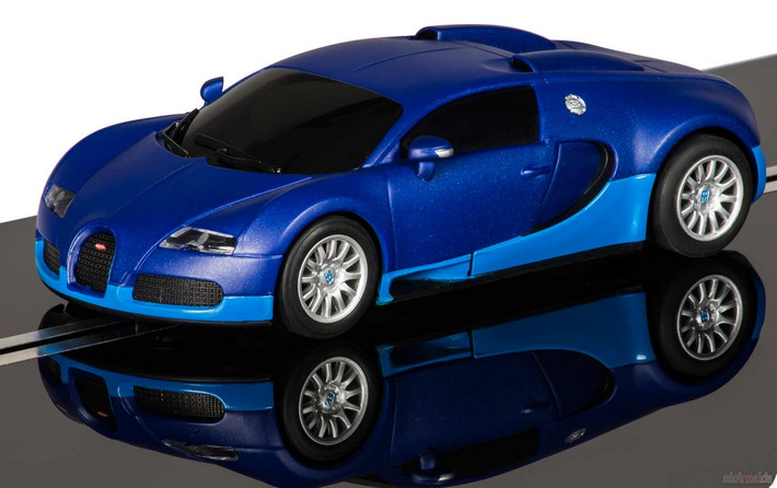 scalextric bugatti veyron. Black Bedroom Furniture Sets. Home Design Ideas
