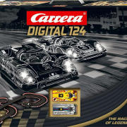 Carrera DIGITAL 124 - The Race of Legends (23616) Verpackung