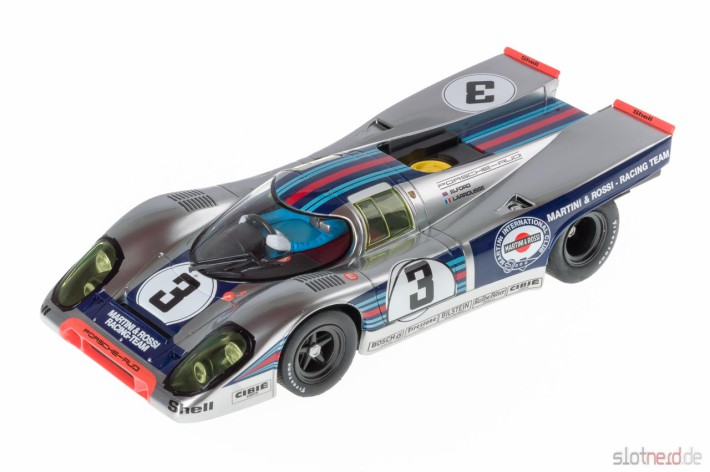Carrera Digital 124 - Porsche 917K Martini&Rossi Team No.3 (23797) schräg