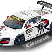 "CARRERA DIGITAL 124 - AUDI R8 LMS ""TEAM PHOENIX, NO.2A"", BATHURST 2012"