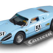 Carrera Digital 132 - Porsche 904 GTS No.51 (30682)