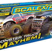 Scalextric - Monster Truck Mayhem Set (C1302)