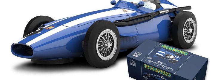 Scalextric - Maserati 250F Limited Edition (C3481A)