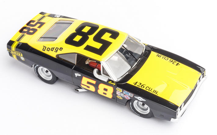 Carrera Digital 132 - Dodge Charger 500 (30686) - oben