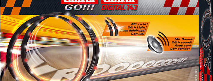 Carrera Go!!! - LED Looping Set (61661) Verpackung
