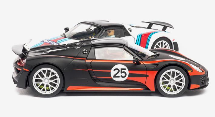 Carrera Digital 132 - Porsche 918 Spyder (30697) - seitlich