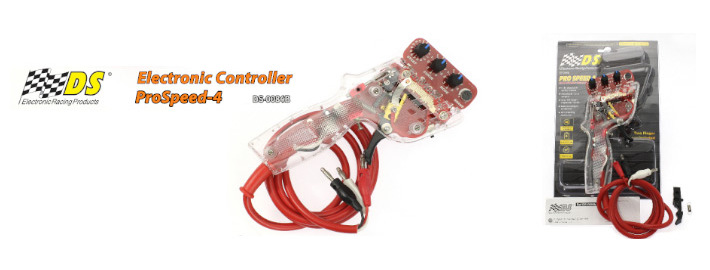 Controller DS - ProSpeed-4 (0084B)
