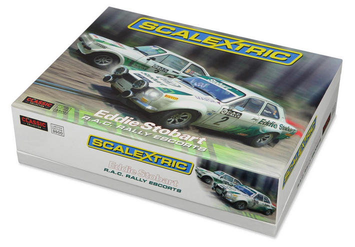 Scalextric - Ford Escort (C3369A) Verpackung