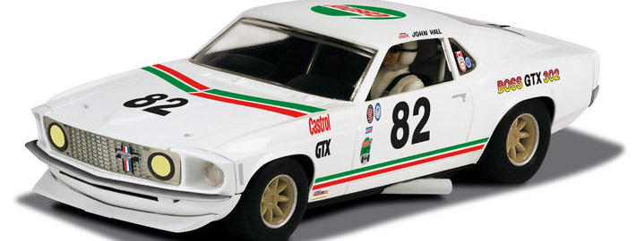 Scalextric - Ford Mustang 1970 (C3538)