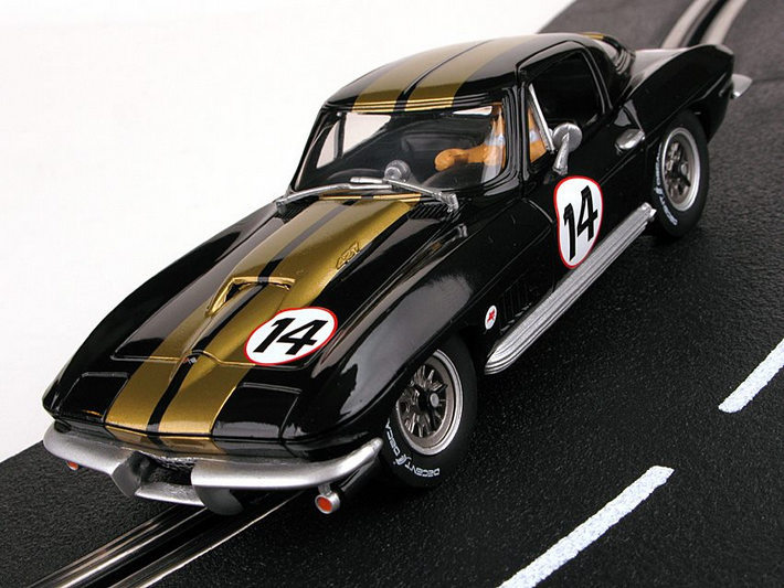 Carrera USA - Chevrolet Corvette Sting Ray