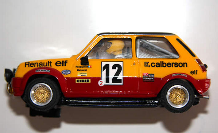 MiniReplicas - Renault 5 Gr. 2 Kit