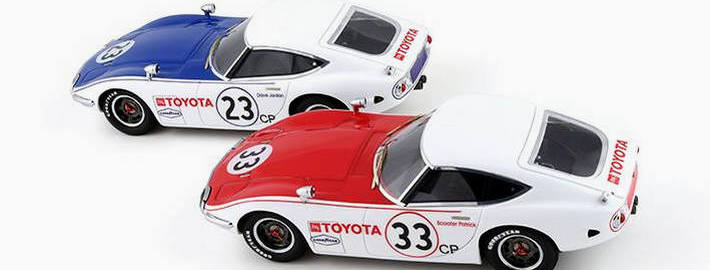 Racer - Shelby Toyota 2000GT