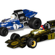 Scalextric - Legends Tyrrell vs Lotus 72E Limited Edition (C3482A)