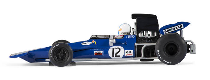 Scalextric - Legends Tyrrell Limited Edition - seitlich