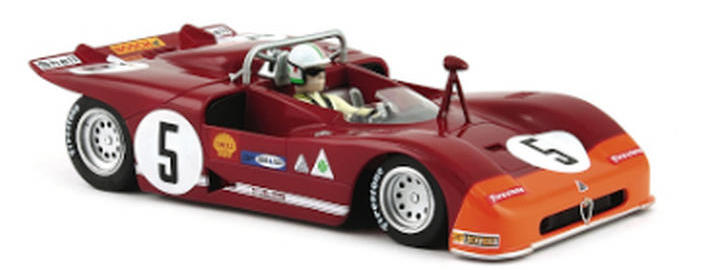 Slot.it - Alfa Romeo 33/3 Targa Florio Winner 1971 (SI-CA11F)