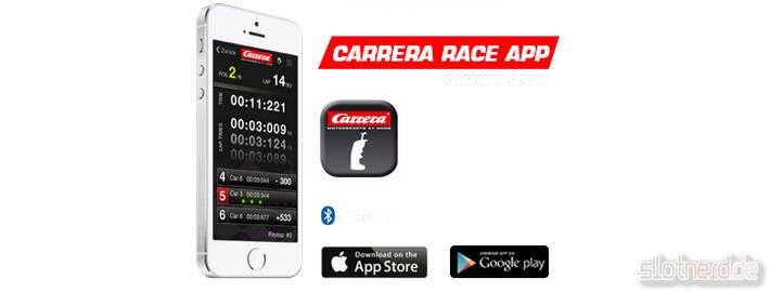 Carrera AppConnect - Race App