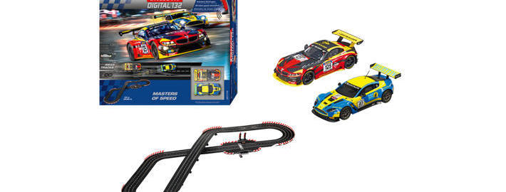 Carrera Digital 132 - Masters of Speed Set (30174)