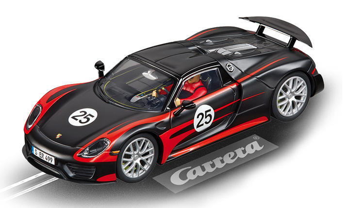 "Carrera Evolution - PORSCHE 918 SPYDER ""NO. 25"" (27472)"