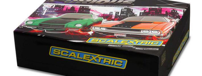 Scalextric - Fast & Furious Twin Pack (C3373A) Box