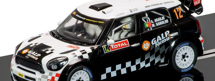 Scalextric - MINI Countryman WRC (C3385)