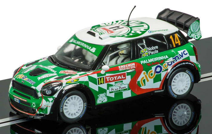 Scalextric - MINI Countryman WRC (C3523)