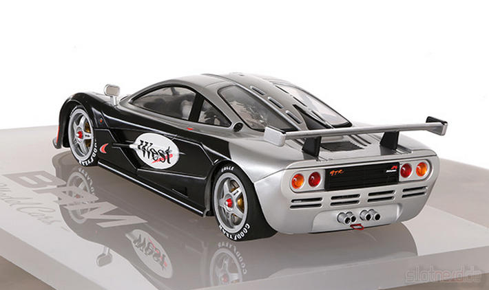 BRM - McLaren F1 GTR West Edition (BRM035) - hinten