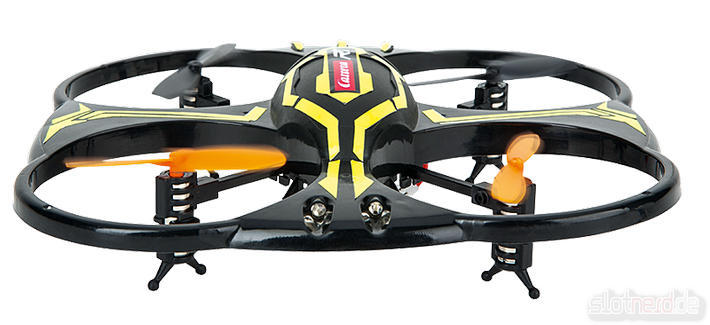 Carrera RC - Quadrocopter CRC X1