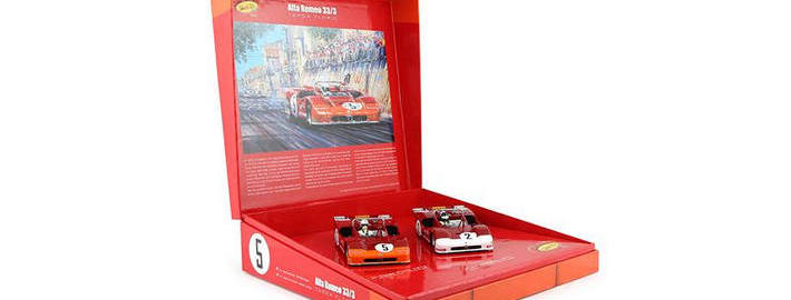 Slot.it - Targa Florio Winner 1971 Box (CW15-box)