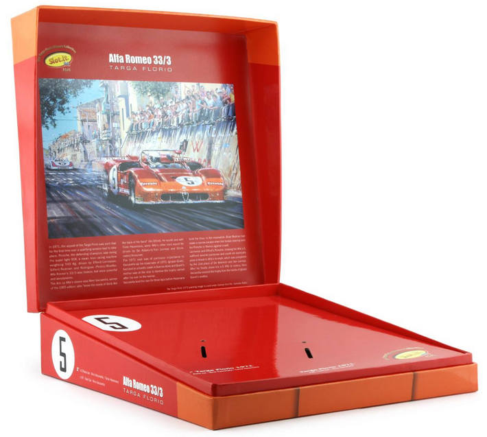 Slot.it - Targa Florio Winner 1971 Box (CW15-box) leer