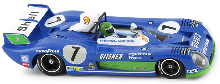 Slot.it - Matra-Simca MS 670B Le Mans Winner (SI-CW18)