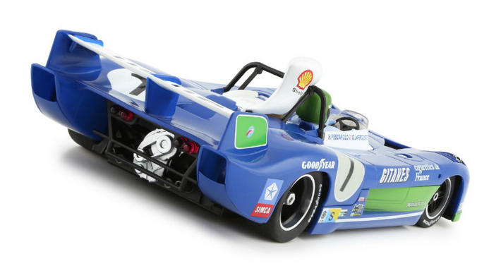 Slot.it - Matra-Simca MS 670B Le Mans Winner (SI-CW18) - hinten