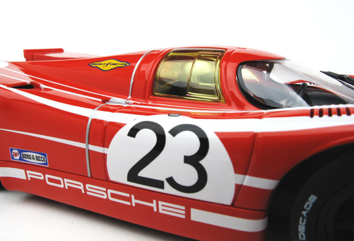 Carrera Digital 124 - Porsche 917K Salzburg NO.23, 1970 (23776) Detail