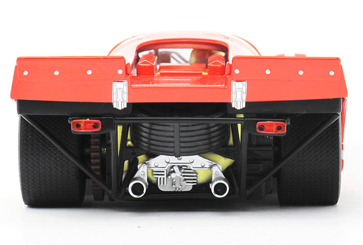 Carrera Digital 124 - Porsche 917K Salzburg NO.23, 1970 (23776) Heck