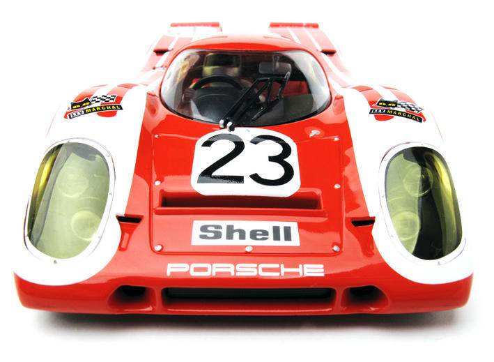 Carrera Digital 124 - Porsche 917K Salzburg NO.23, 1970 (23776) Front